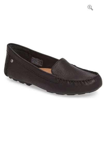 Baby Boomer Travel | Travel Gear | Ugg Milana Flat Heel Loafers