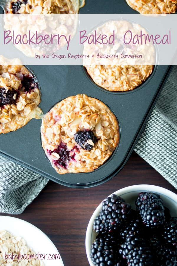 Baby Boomer Recipes | Breakfast | Blackberry Baked Oatmeal