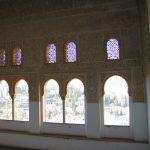 Baby Boomer Travel | Granada, Spain | Alhambra Arab Windows