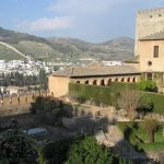 Baby Boomer Travel | Granada , Spain | The Alhambra Garden
