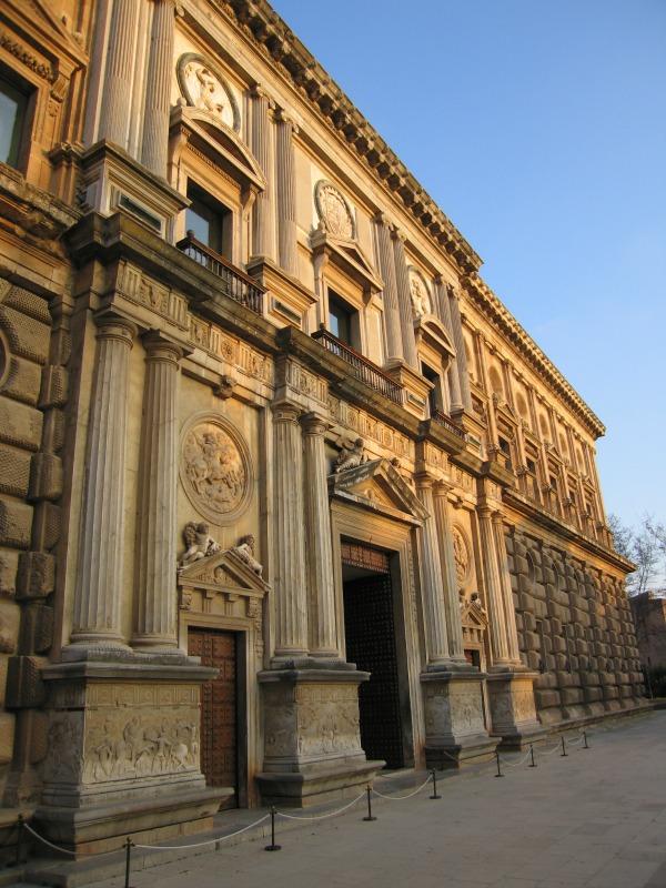 Baby Boomer Travel | Granada, Spain | Palace of Charles V