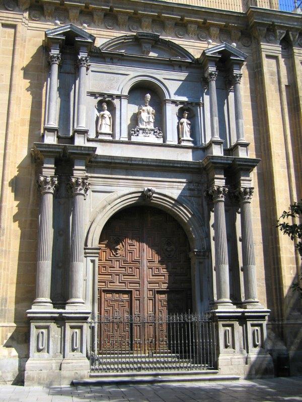 Baby Boomer Travel | Granada, Spain | Granada Cathedral Door