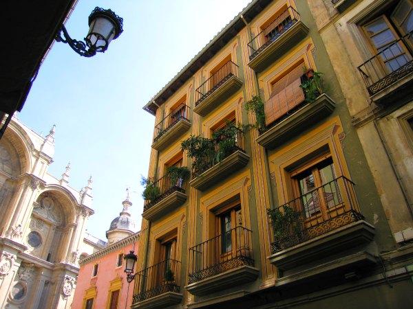 Baby Boomer Travel | Granada, Spain | Granada Cathedral and Apartments