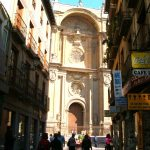 Baby Boomer Travel | Granada, Spain | Granada Cathedral and Street