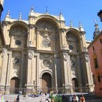 Baby Boomer Travel | Granada, Spain | Granada Cathedral entrance