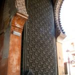 Baby Boomer Travel | Seville, Spain | Moorish Arch Seville Cathedral