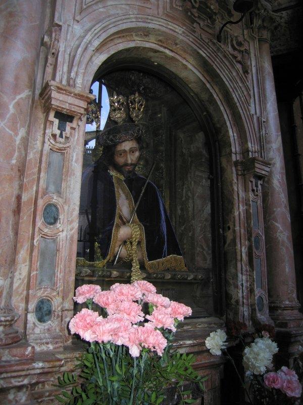 Baby Boomer Travel | Seville, Spain | Seville Cathedral - Christ