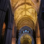 Baby Boomer Travel | Seville, Spain | Seville Cathedral Ceiling