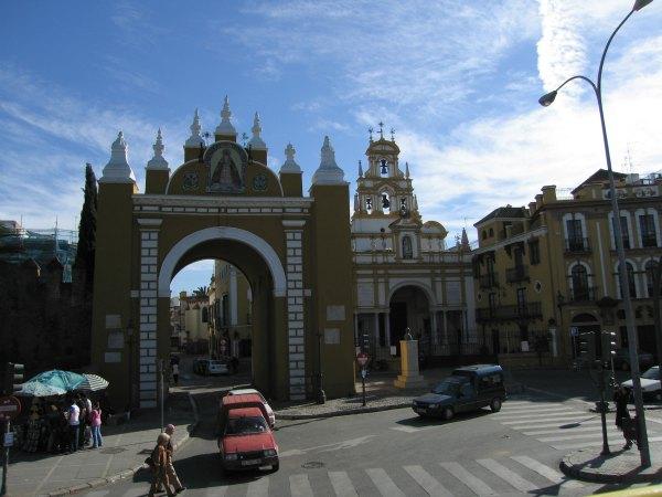 Baby Boomer Travel | Seville, Spain | Puerte Puerto de la Macarena