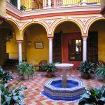 Baby Boomer Travel | Seville, Spain | Las Casas Judaria Hotel Patio