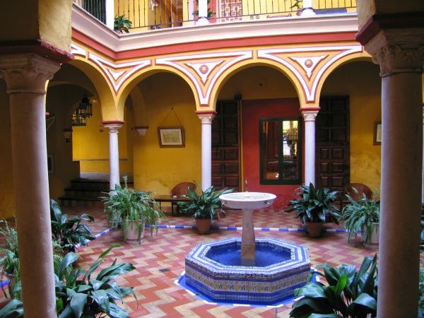 Hotel Las Casas Judaria Patio