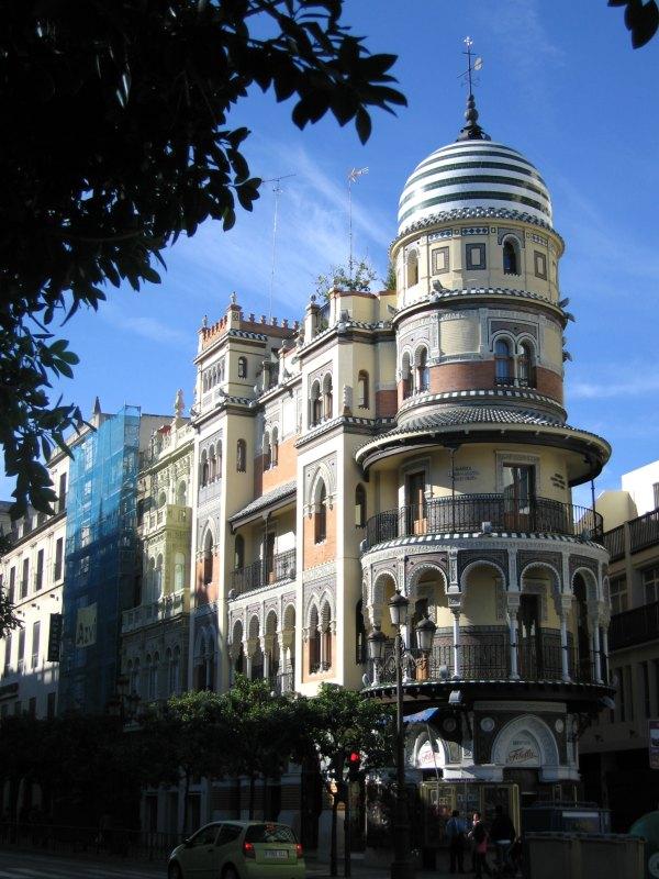 Baby Boomer Travel | Seville, Spain | La Adriatica by Jose Espiau