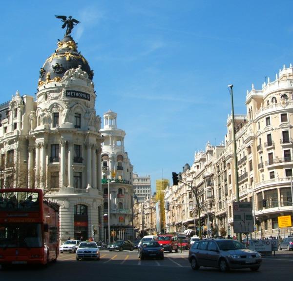 Baby Boomer Travel | Seville, Spain | Metropolis Building