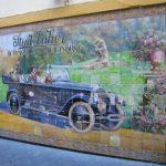 Baby Boomer Travel | Seville, Spain | Studebaker mosaic