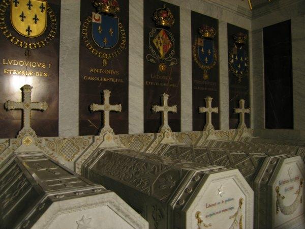 Baby Boomer Travel | Spain | Madrid - El Escorial tomb