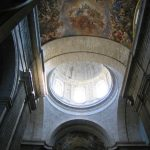 Baby Boomer Travel | Spain | Madrid - El Escorial ceiling and cupola