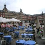 Baby Boomer Travel | Spain | Madrid - Plaza de Mayor and Cafes