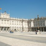 Baby Boomer Travel | Spain | Madrid - Royal Palace Courtyard