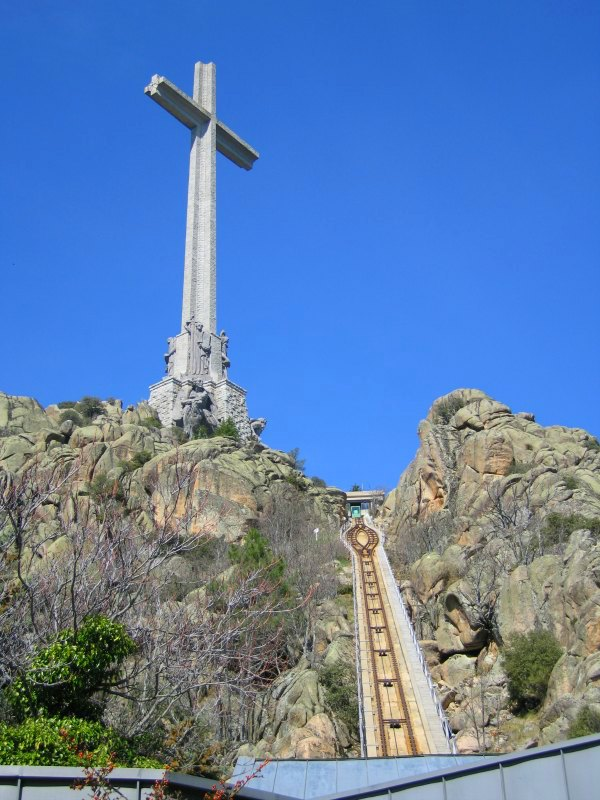 Baby Boomer Travel | Spain | Madrid - Valley of the Fallen cross
