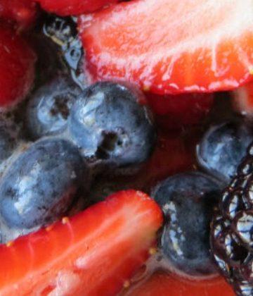 Champagne Berry Ambrosia