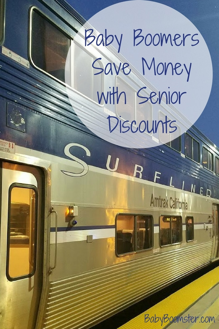 Baby Boomers | Women Over 50 | Save Money with Senior Discounts