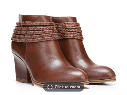 Fashion Over 50   Summer Boots   Women's Wester Medium/Wide Bootie - Lifestride