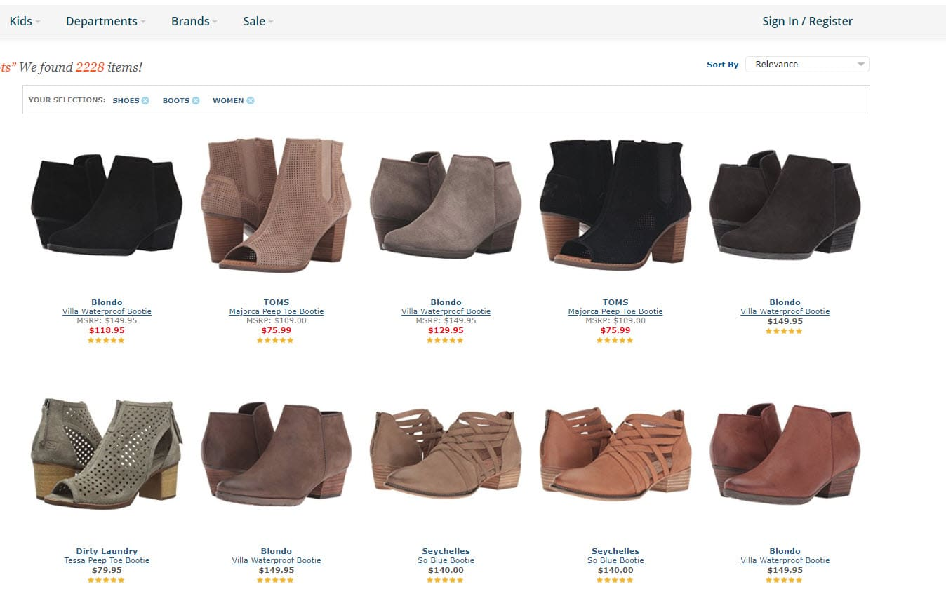 Baby Boomer Women | Fashion over 50 | Women's Booties from Zappos - affiliate