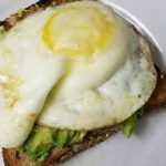 Avocado Toast with Egg Over Easy – My Favorite Breakfast Recipe