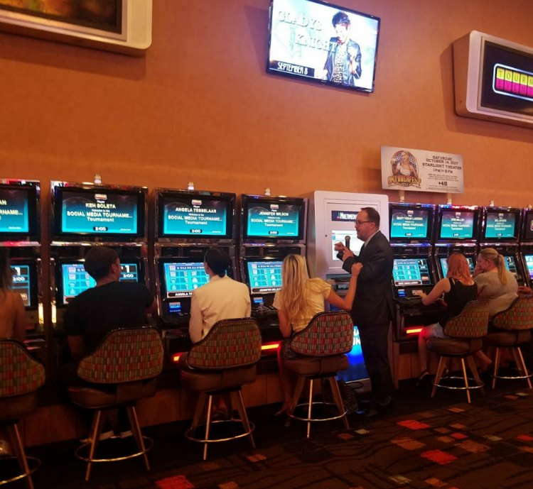 Baby Boomer Travel | Resorts | Pala Casino Slot Tournament
