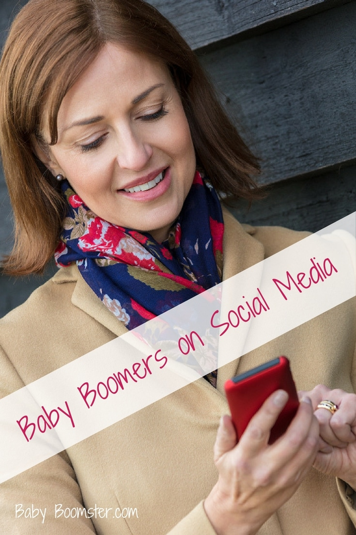 Baby Boomer Women | online | Baby Boomers on social Media