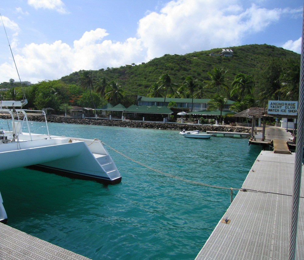 Baby Boomer Travel | Caribbean | Union Island - Anchorage Yacht Club