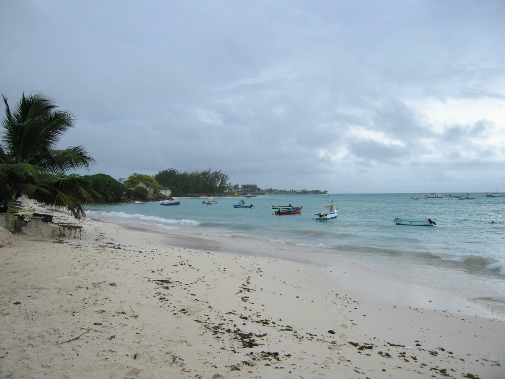 Baby Boomer Travel | Caribbean | Beach - Boats - Barbados