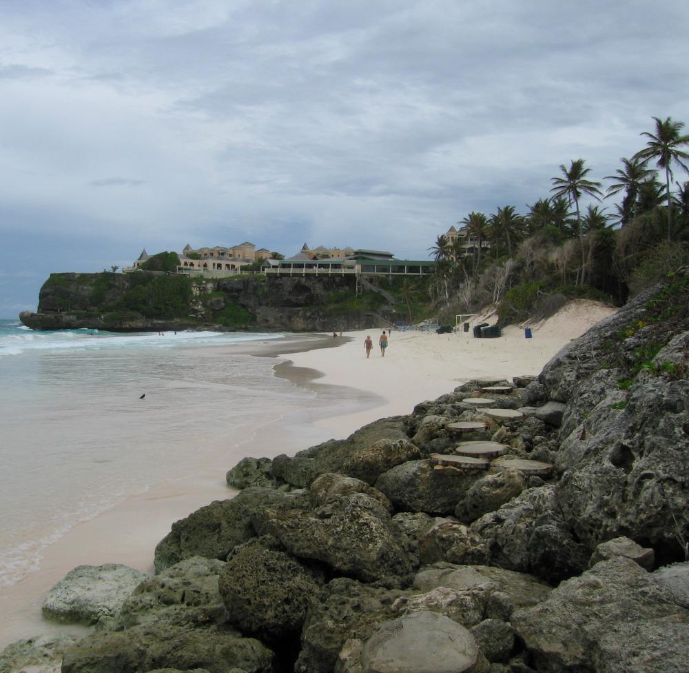 Baby Boomer Travel | Caribbean | Crane Beach - Barbados