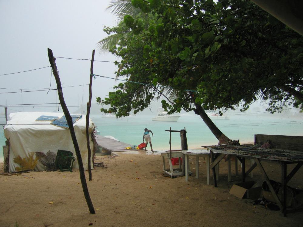 Baby Boomer Travel | Caribbean | Mayreau - BBQ