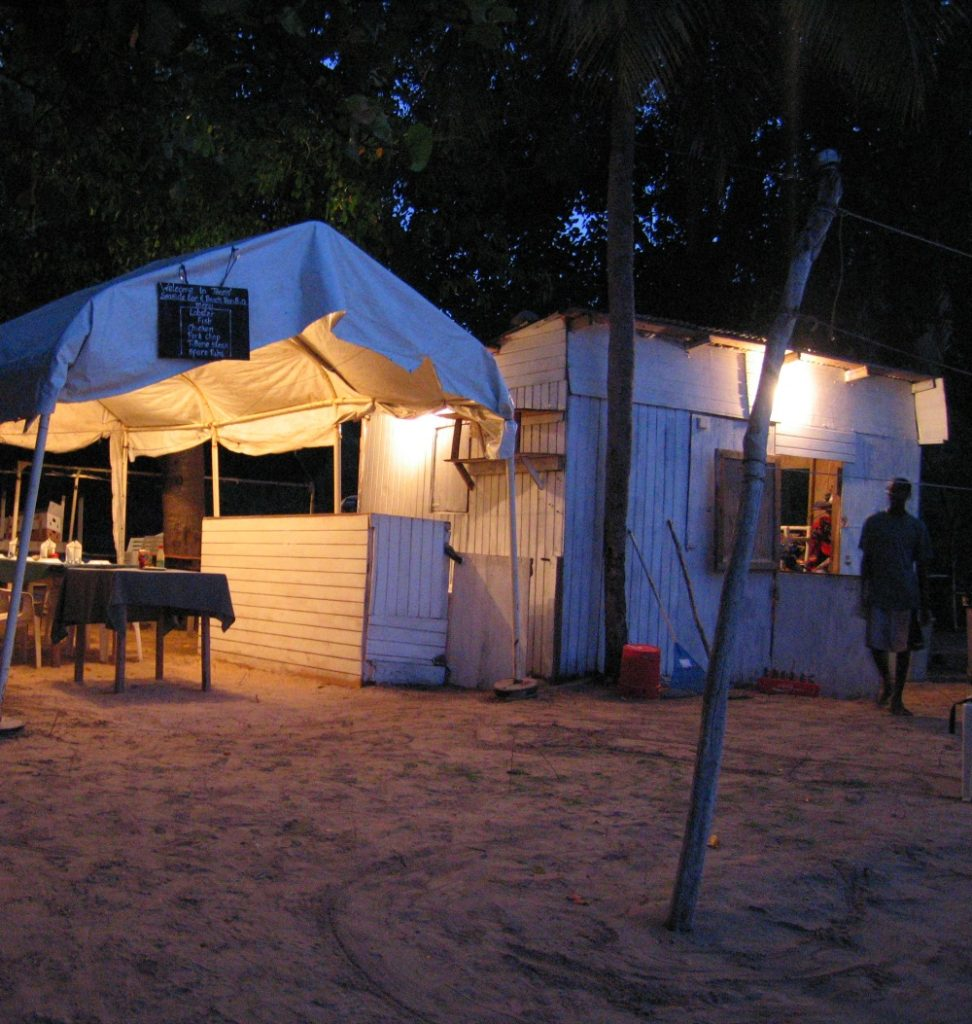 vBaby Boomer Travel | Caribbean | Mayreau - BBQ