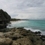 Baby Boomer Travel | Caribbean | Crane Beach Rocks - Barbados