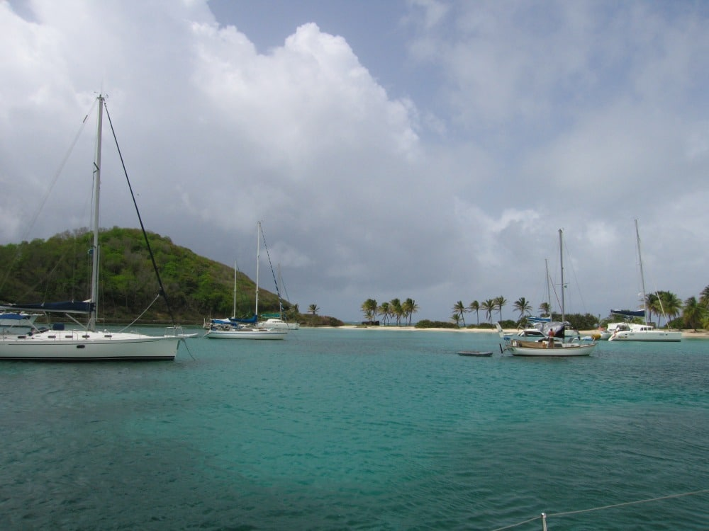 Baby Boomer Travel | Caribbean | Salt Whistle Bay, Mayreau