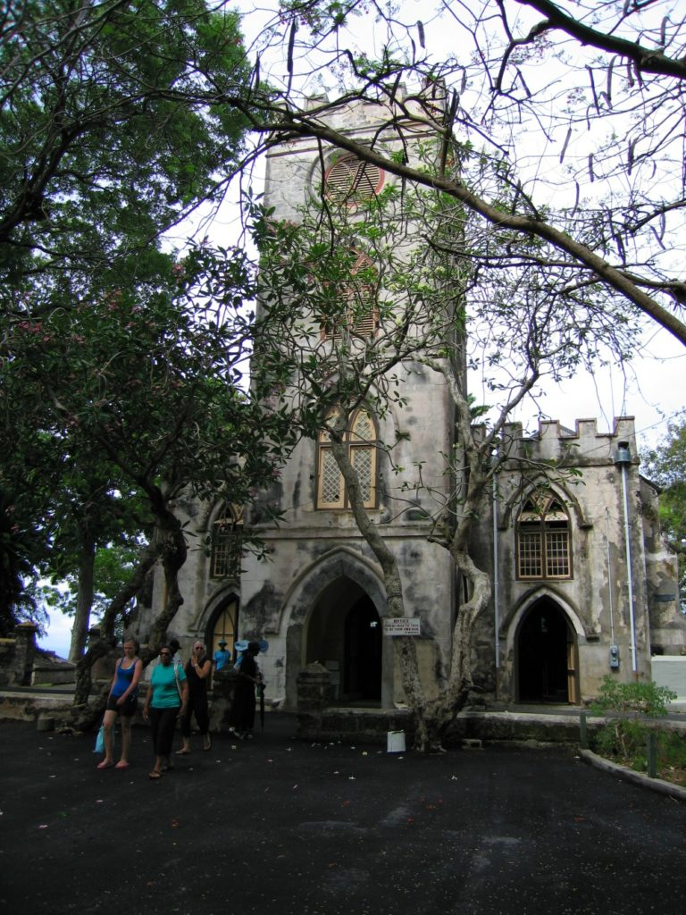 Baby Boomer Travel | Caribbean | St Johns Parish Church - Barbados