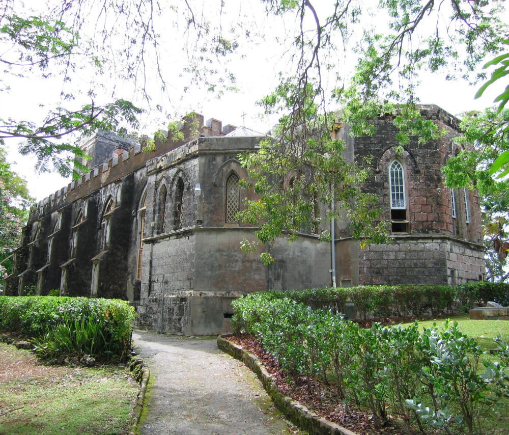 Baby Boomer Travel | Caribbean | St Johns Parish Church -Barbados