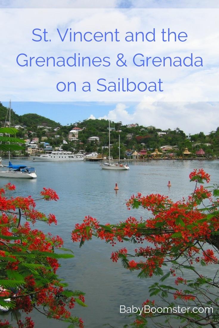 Baby Boomer Travel | Caribbean | St Vincent - Grenadines - Grenada