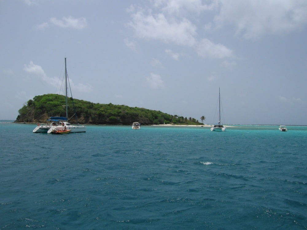 Baby Boomer Travel | Caribbean | Tabago Cays