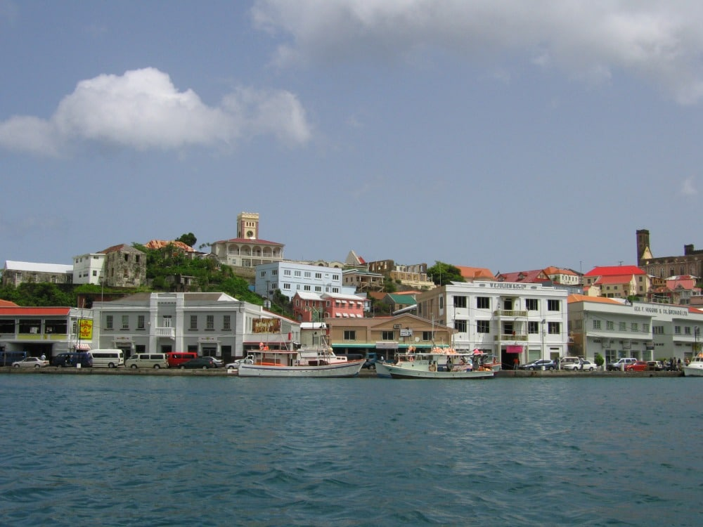 Baby Boomer Travel | Caribbean | St George, Grenada