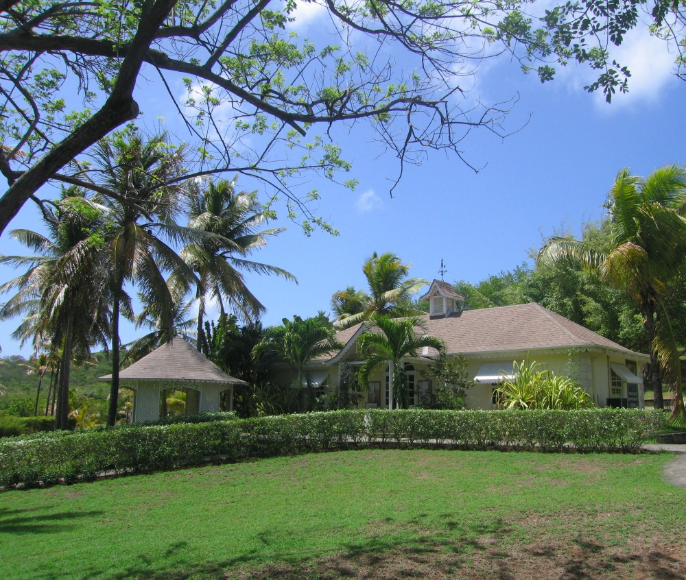 Baby Boomer Travel | Caribbean | House - Mustique