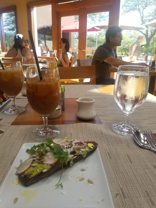 Baby Boomer Travel | Arizona | Miraval breakfast