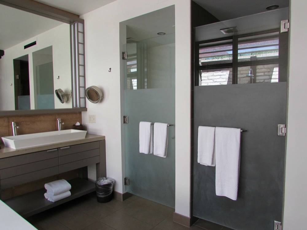Baby Boomer Travel | Arizona | Miraval Resort and Spa Bathroom