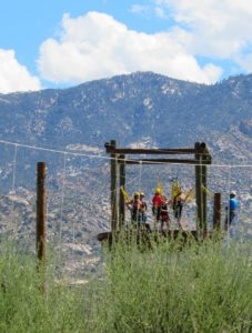 Baby Boomer Travel | Arizona | Miraval - Zipline