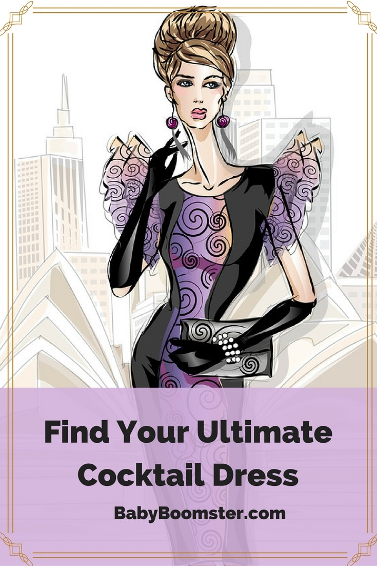 Fashion Over 50 | Find Your Ultimate Cocktail Dress