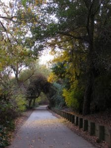 Baby Boomer Travel | Napa, California | Napa River Trail