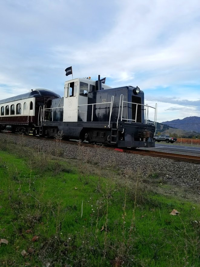Baby Boomer Travel | Napa, California | Napa Wine Train