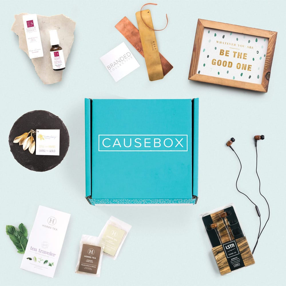 Baby Boomer women | Gift Ideas | Cause Box - Affiliate